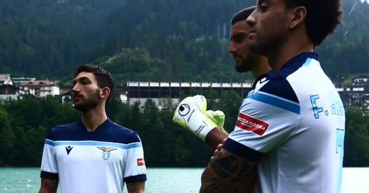 S.S.Lazio, ecco la nuova maglia AWAY! – VIDEO - Cittaceleste.it