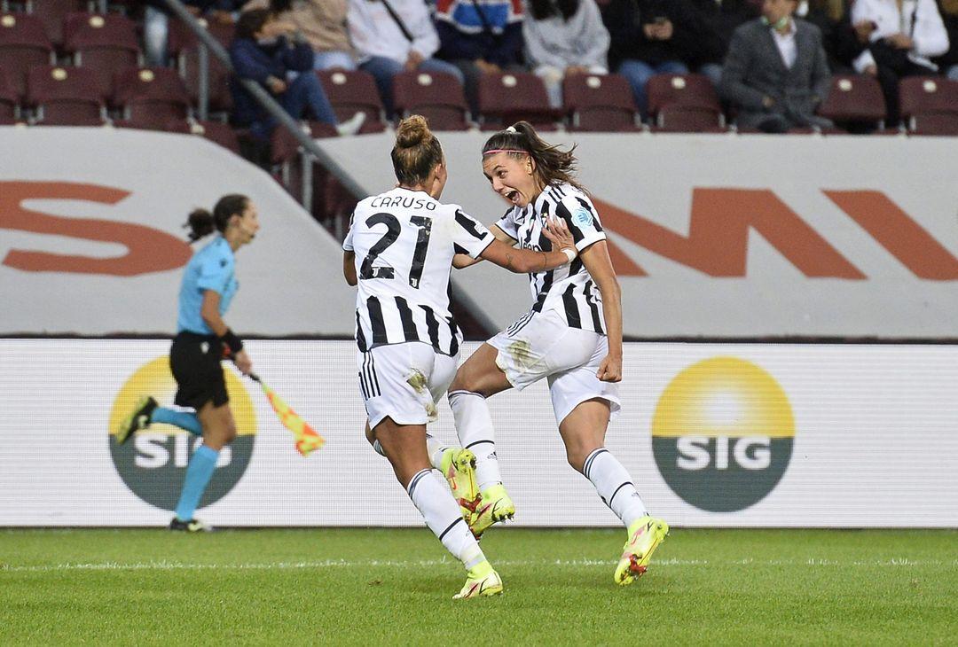 Arianna Caruso e Agnese Bonfantini