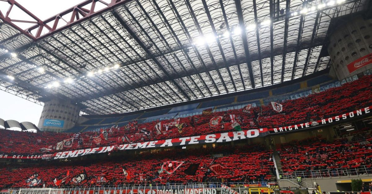 Milan, San Siro reopens to fans at 50% of capacity: all the useful info -  Ruetir