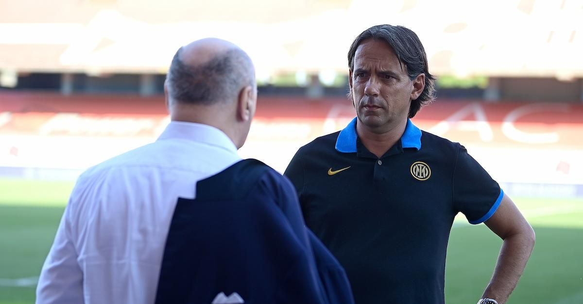 Background Inter: player who can reach the end of the transfer market