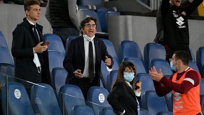 """Lazio-Torino 0-0, Cairo: """"Lavoreremo con Vagnati per non soffrire più così""""  - Toro News"""