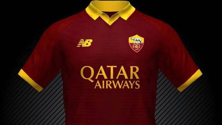 Roma-New Balance, accordo vicino: ecco i primi concept della nuova ...