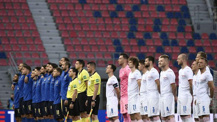 VIDEO Italia-Rep. Ceca 4-0: dal gol di Immobile al sigillo di Berardi. Le  immagini - Mediagol