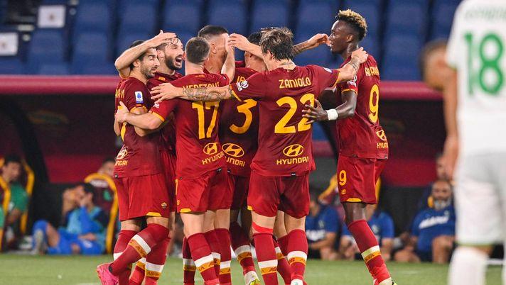 Diretta LIVE Roma-Sassuolo 2-1 risultato finale: decide El Shaarawy al 92′  - Forzaroma.info - Ultime notizie As Roma calcio – Interviste, foto e video  | Forzaroma.info