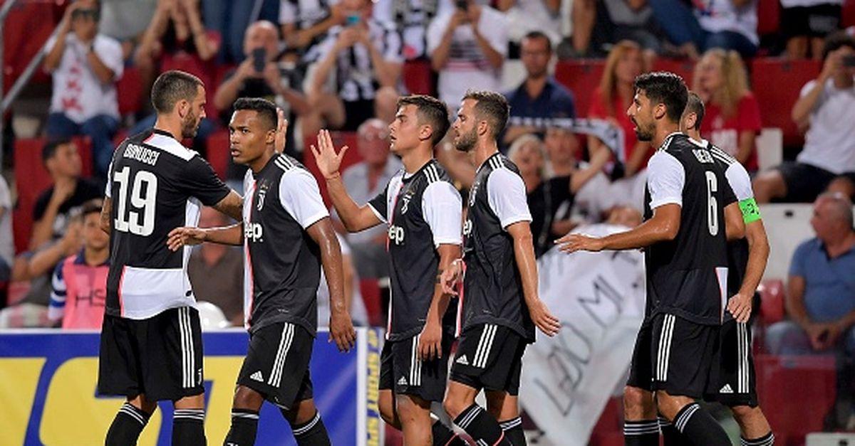 Parma-Juventus, le formazioni ufficiali - ITA Sport Press
