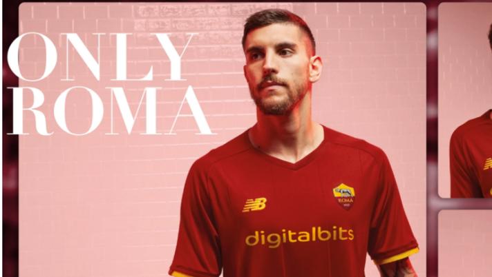 """Nuova maglia, parola a capitan Pellegrini: """"Impazienti di ..."""