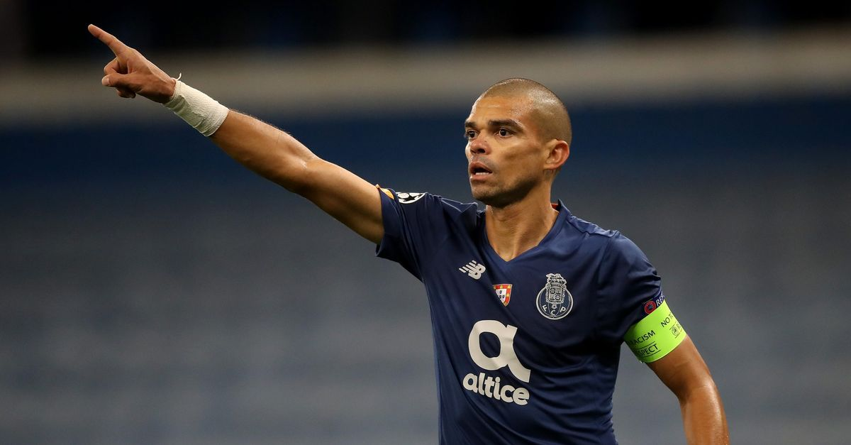 "Porto, Pepe: ""When I was 17 I slept with my mother, my father didn't like  it"" - Ruetir"