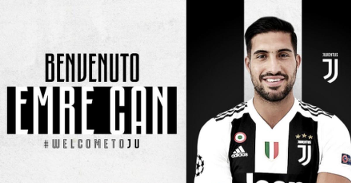 Juventus, assegnato il numero di maglia a Can - ITA Sport Press